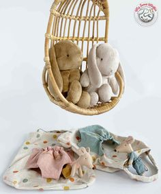 Maileg Bunny, Bunny Plush, Little Ones, Teddy Bear, Dolls, Danish, Bunnies, Polka Dot, Pattern