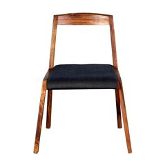 Found by Fab: Barbosa Dining Chair Navy Trendy Furniture, Living Furniture, Furniture Styles, Furniture Decor, Dining Room Table, Dining Chairs, Dining Rooms, Chaise Chair, Scandinavian Home