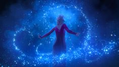 Purple flames, a strange voice, a hidden village and Elsa with her hair DOWN! This new Frozen 2 trailer has all this and SO. Frozen Two, Frozen Elsa And Anna, Disney Frozen Elsa, Frozen 2 Wallpaper, Disney Wallpaper, Punk Disney Princesses, Disney Princess Drawings, Disney Art, Disney Movies