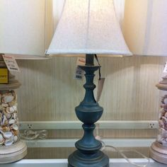 HomeGoods lamp with same shape as yours ;)