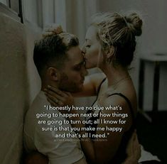 Love & Soulmate Quotes :Him. Soulmate Love Quotes, Love Quotes For Boyfriend, Cute Love Quotes, Husband Quotes, Love Quotes For Him, True Quotes, Sweet Romantic Quotes, Soul Mate Love, Believe