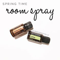 Who else is wanting spring to be here?? I sure do! I'm done with cold weather!☀️ Here's a little uplifting room spray that I have gone crazy with! It's refreshing, and I have been spritzing in on everything, even myself..  It feels like it's spring time in my home, just by the smell! (This spray is also great for uplifting your mood!)   • In a 2oz spry bottle combine 15 drops each of Lime and Citrus bliss, then fill with water. Shake and spray!! HEAVEN! Try it! #Doterra #essential oils...