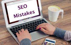 ۷ اشتباه بزرگ SEO که می تواند وب سایت شما را نابود کند