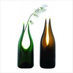gestural vase
