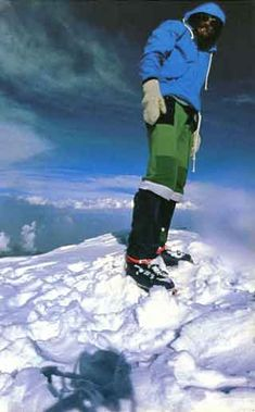 The king of all climbers, Reinhold Messner on Nanga Parbat Summit 1978 - Soloascent