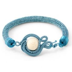 Set coral alb Wire Wrapped Jewelry, Wire Wrapping, Flamingo, Handmade Jewelry, Coral, Bracelets, Fashion, Flamingo Bird, Moda