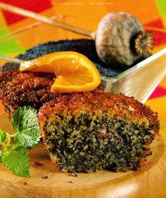 Mákos, narancsos muffin – Receptletöltés