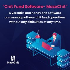 Take your chit fund process, along with you wherever you go! MazeChit a handy solution to handle all the chit fund operations anywhere at any time! To purchase our chit fund software-MazeChit reach us at / Online C, Fund Management, Mobile Application, Software, Handle, Door Knob