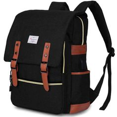 15  Laptop Backpack for Women Men School College Backpack with USB Charge  Port  kidsstuff 7c47f5caef000