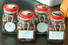 Orange-Scented Spiced Nuts #RecipeRedux #holidays #gifts