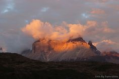 The Circuit, 8 day trek in National Park Torres del Paine, Chile, Patagonia.