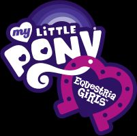 pony logos mlp | My Little Pony Equestria Girls logo Hasbro.com teaser site.png - My ...