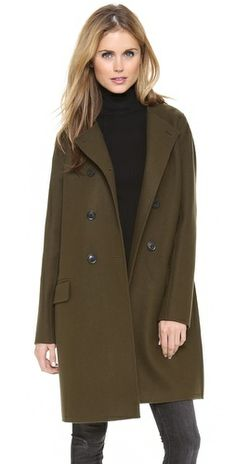 .loving this style coat this season , this color is perfect