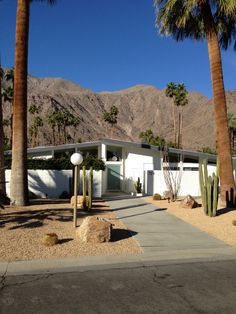 Palm Springs Mid Century