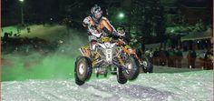 SnowSpeedHill Race 2014: endgültig abgesagt Vom 18. Januar auf 16. Februar und 8. März verschoben, muss das SnowSpeedHill Race 2014 in Eberschwang mangels Schnee nun endgültig abgesagt werden http://www.atv-quad-magazin.com/aktuell/snowspeedhill-race-2014-endgultig-abgesagt/