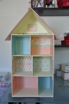 Miss Lacitos: Charming Dolls :: Doll House