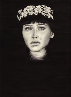 Anna Karina by Langley Fox Hemingway (Ernest's Great Granddaughter)