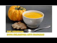 PIEL HERMOSA con Bebida Hindu Detox - Maya Belleza de la India - YouTube