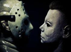 Michael Myers vs. Jason Voorhees..........