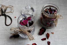 petite kitchen: lavender, grapefruit and rose petal potpourri - part two
