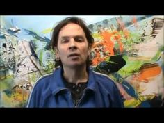 ▶ Instructional: 5 Tips To Make a Better Abstract Painting by Jan van Oort - YouTube