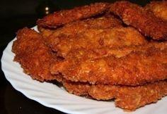 Ropogós-fűszeres csirkefalatok recept képpel. Hozzávalók és az elkészítés részletes leírása. A ropogós-fűszeres csirkefalatok elkészítési ideje: 35 perc