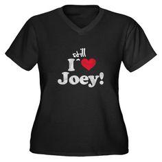 I Still Love Joey! As in Joey McIntyre. Yes, NKOTB Joey. I always will.