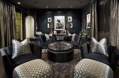 Lounge Room Layout
