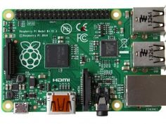 WHAT IS A RASPBERRY PI?  The Raspberry Pi is a credit-card sized computer that plugs into your TV and a keyboard. It is a capable little computer which can be used in electronics projects, and for many of the things that your desktop PC does, like spreadsheets, word-processing and games. It also plays high-definition video. We want to see it being used by kids all over the world to learn how computers work, how to manipulate the electronic world around them, and how to program.