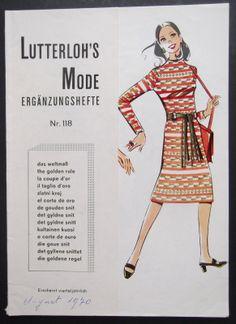Lutterloh s Mode Erganzungshefte Nr 118 de.picclick.com