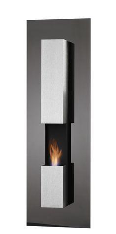 RIVIERA LE GL Safretti Fireplace Collection - #Fireplace #InteriorDesign #Fire #Safretti Ethanol Fireplace, Fireplaces, Eco Buildings, Luxury Interior Design, Simple, Home Decor, Fireplace Set, Shape, Decorative Fireplace