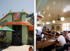 Fred's 62, Hollywood, CA