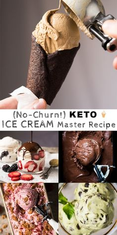 3 ingredient keto ice cream Are strawberries Keto ? What's the best Keto sweetener to use ? 3 ingredient keto ice cream Are strawberries Keto ? What's the best Keto sweetener to use ? Low Carb Sweets, Low Carb Desserts, Low Carb Recipes, Diet Recipes, Dessert Recipes, Healthy Recipes, Snack Recipes, Healthy Food List, Frozen Desserts