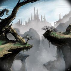 Landscape 01 by ~arsenalgearxx on deviantART