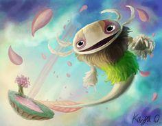 Palontras doodle. by Kayas-Kosmos on DeviantArt