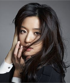 Fashionista actress Jun Ji Hyun and her unrealistic figure left viewers speechless in her recent pictorial with female fashion brand, 'SHESMISS. Korean Beauty, Asian Beauty, Asian Woman, Asian Girl, Jun Ji Hyun Fashion, Winter Goddess, Asian Dressing, My Sassy Girl, Beauty Shots