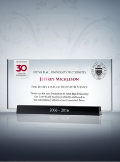 designed with striking beauty the years of service certificate plaque is as functional as it