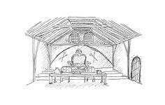Lord Smallweed sat on the throne, the new folks don't Inktober, Folk, Art, Art Background, Popular, Kunst, Fork, Gcse Art
