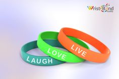 Alzheimer/'s Society coloured silicon wristbands Brand New for  charity