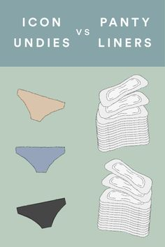 Why are women ditching pantyliners for Icon pee-proof underwear?