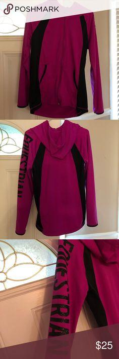 NEW Justice Girl/'s School Uniform Size 12 Jacked w Hood Midnight Blue Orig $ 29