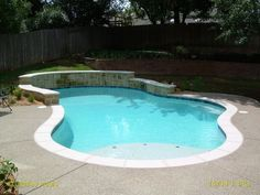 swimming pools with tanning ledge | Tanning Ledges / Sun Bench Go Back