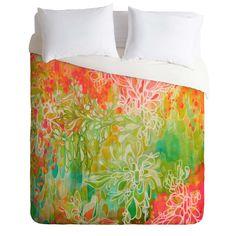 Stephanie Corfee Hanging Gardens Duvet Cover | DENY Designs Home Accessories