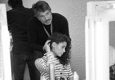 En coulisse, Fabien Provost et les Coiffeurs Studio sont aux petits soins pour les artistes et les danseurs ! Cannes, Music Awards 2014, Nrj Music, Dreadlocks, Studio, Hair Styles, Beauty, Hairdressers, Dancers