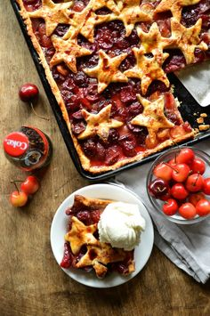 Cherry Cola Pie Recipe