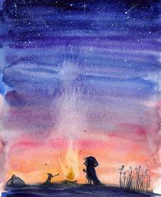 Cartoon Drawings, Cartoon Art, Cute Drawings, Watercolor Peacock, Watercolor Paintings, Watercolours, Illustrations, Children's Book Illustration, Good Instagram Posts
