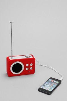 Mini Radio #urbanoutfitters