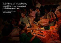 Everything Can Be Used  For full quote go to: http://quotes.iskcondesiretree.com/srila-prabhupada-on-everything-can-be-used/  Subscribe to Hare Krishna Quotes: http://harekrishnaquotes.com/subscribe/