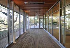 KHouse Modern Screened Porch
