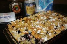 Blueberry French Toast Casserole   Tasty Kitchen: A Happy Recipe Community!